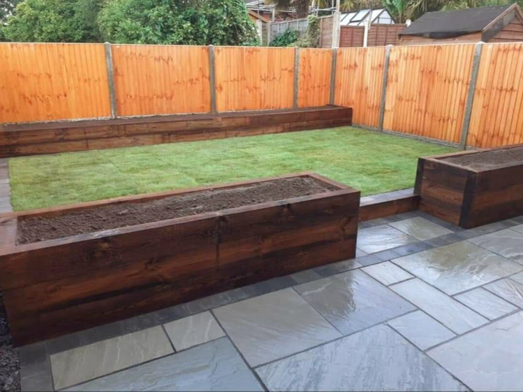 Low Maintenance Garden Coventry