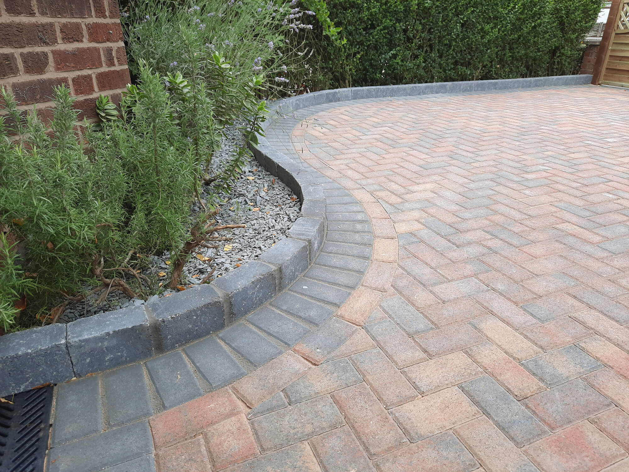Block Paving Patio Coventry and Warwickshire