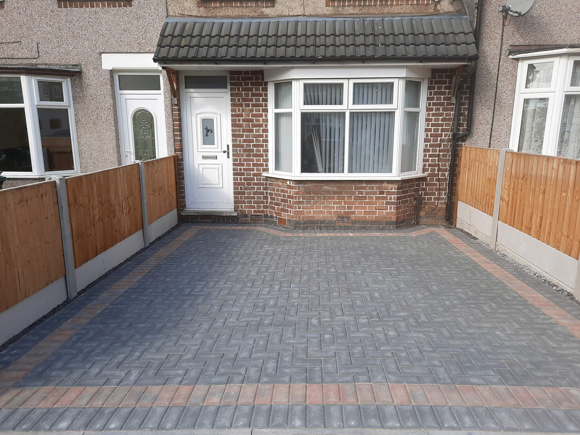 Block Paving Driveway Coventry and Warwickshire